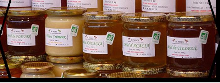 Le miel bio : un gage de qualité