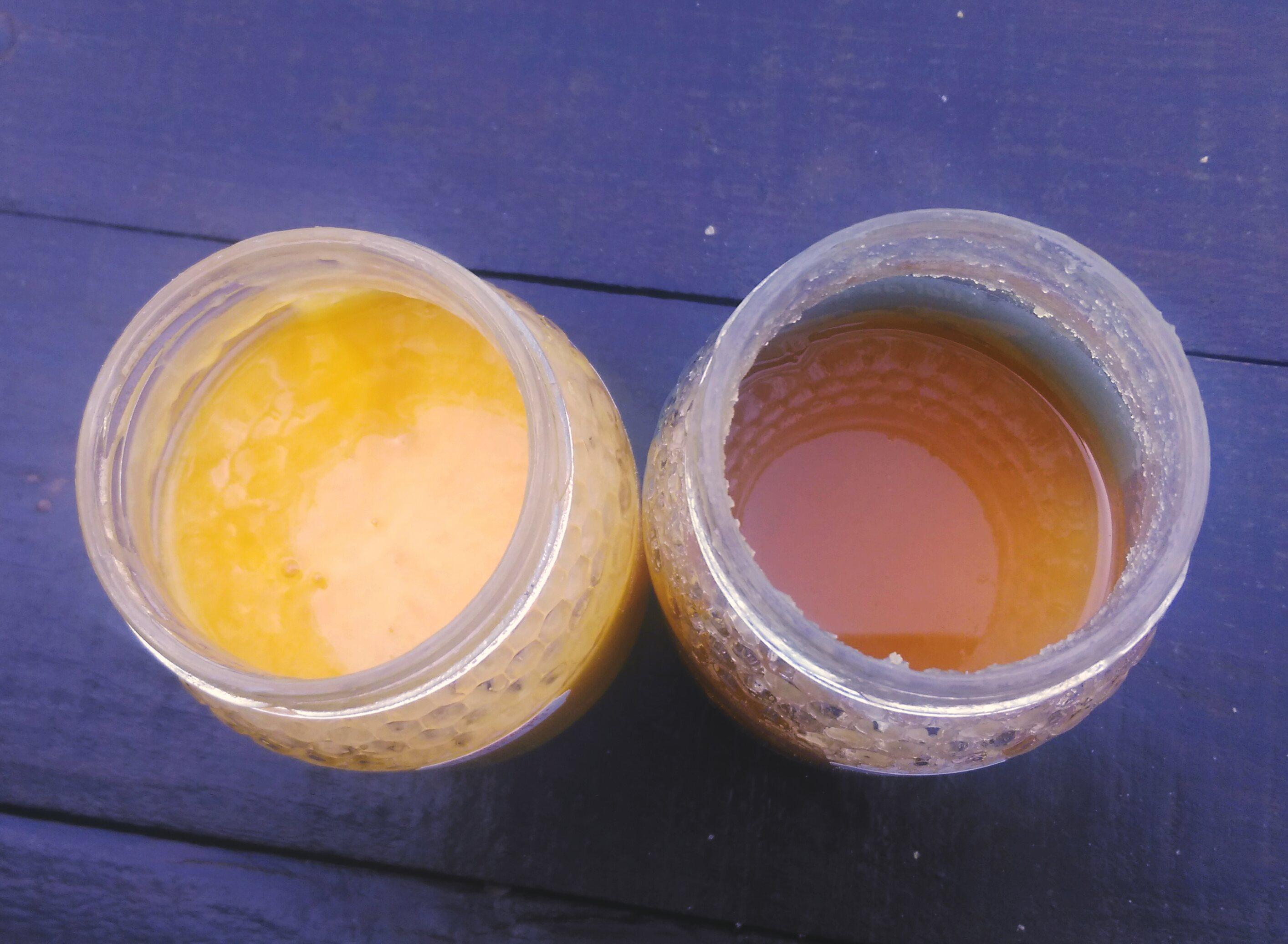 divers miel